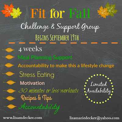 Country Heat, Country Heat Meal Plan, Country Heat Results, Country Heat Week 4, 21 Day Fix, Health and Fitness Accountability Groups, Fit for Fall Challenge, Meal Planning, Successfully Fit, Lisa Decker,