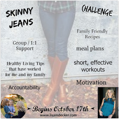 Skinny Jeans Challenge