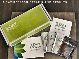 3 Day Refresh Results, 3 Day Cleanse, Beachbody 3 Day Refresh Results