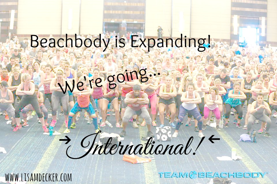 Beachbody is Going International