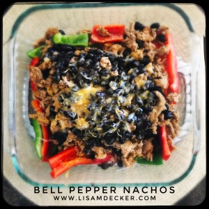 Bell Pepper, Bell Pepper Nachos, Nachos, Healthy Nachos, Healthy Recipes, Nacho recipes, Shift Shop dinners, snack ideas, meal planning, black beans
