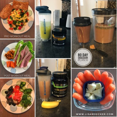 80 Day Obsession Week 1 Struggles and Successes