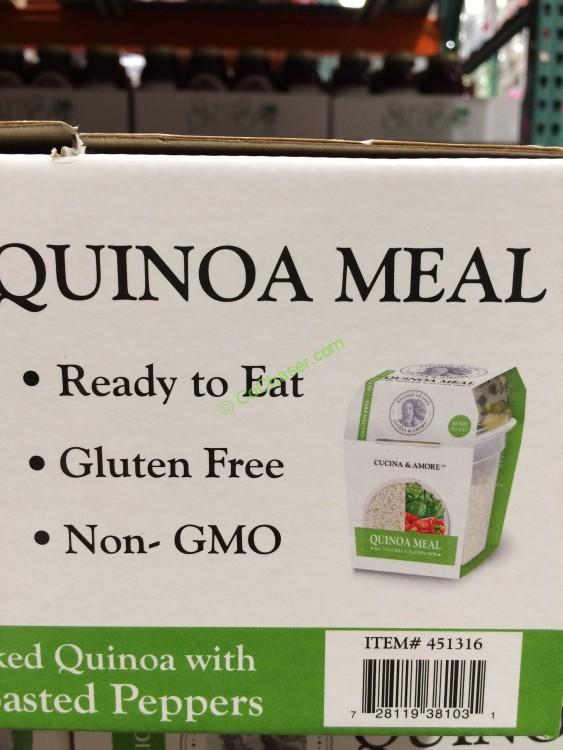 quinoa cup