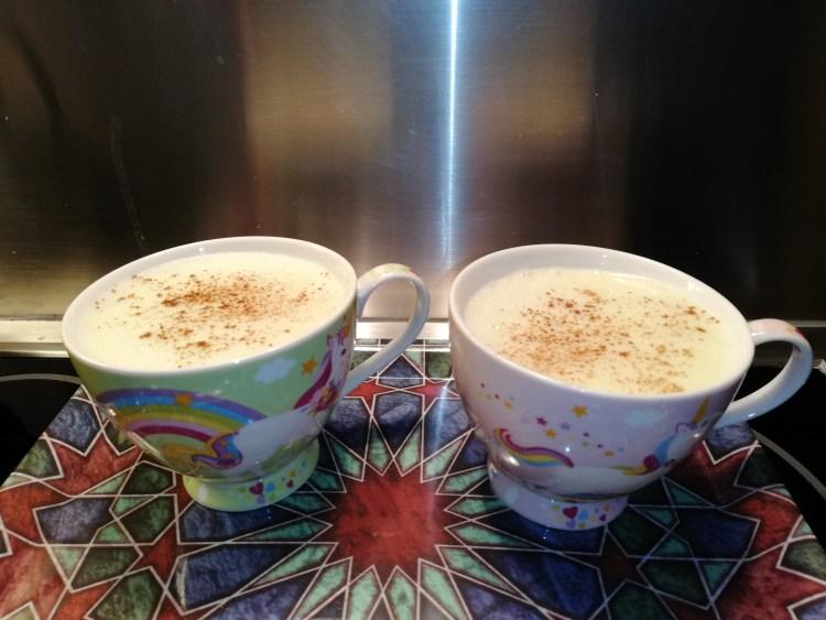Kurkuma Spice Latte vegan