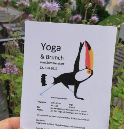 Yoga&Brunch Toucan-Yoga