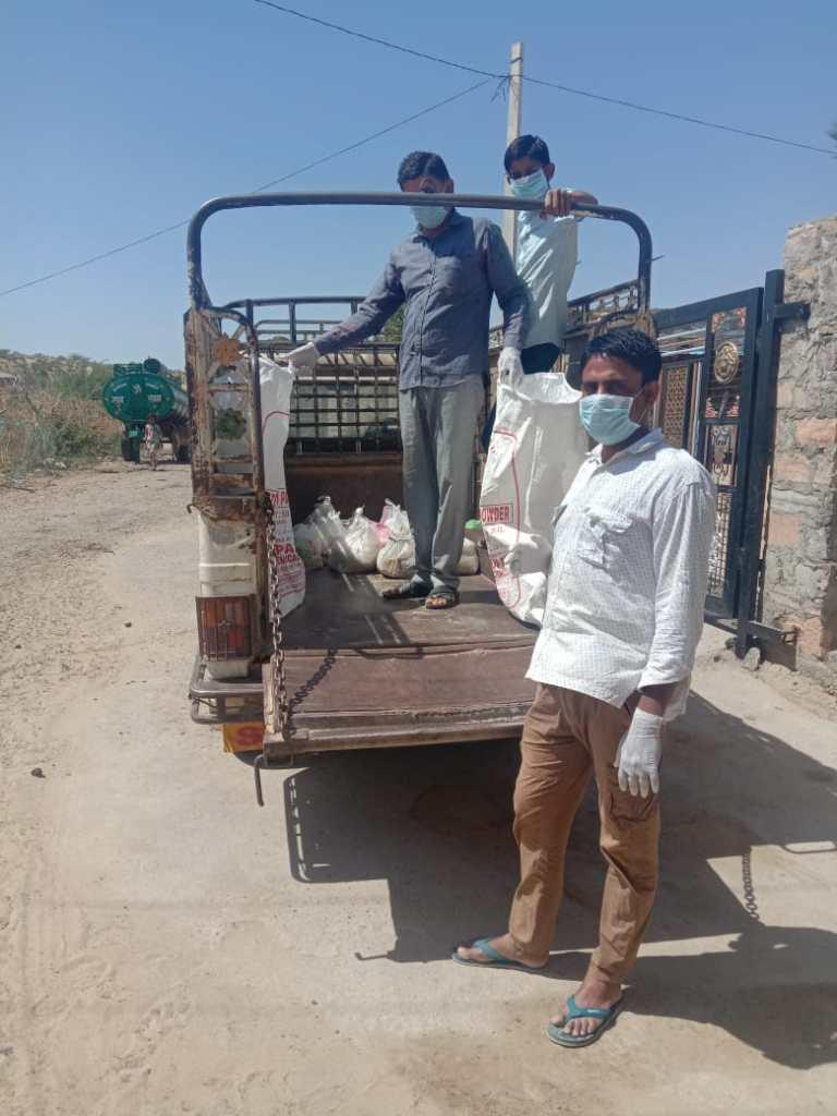 Spenden für Indien in der Coronazeit