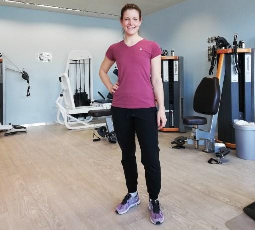Lisa Monn Physio Zürich
