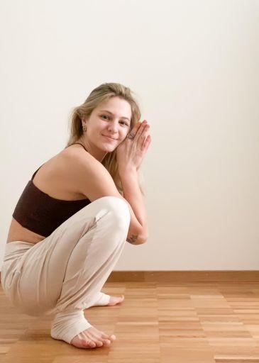 Olivia Bösch Yoga Yogalehrerin JA Yoga-Festival