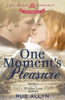 rue allyn, one moment's pleasure