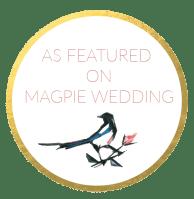 Lisa Notley Cake Design on Magpie Wedding