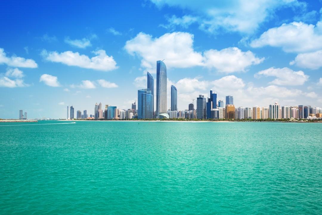 abu-dhabi skyline Formula one Dream Dream Design