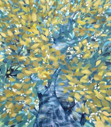 Jim's Tree (commissioned by his widow) Oil on canvas 36x48 in-sold