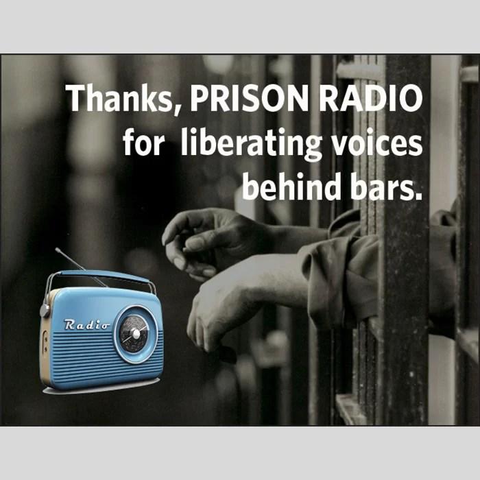 Prison Radio NLG Ad