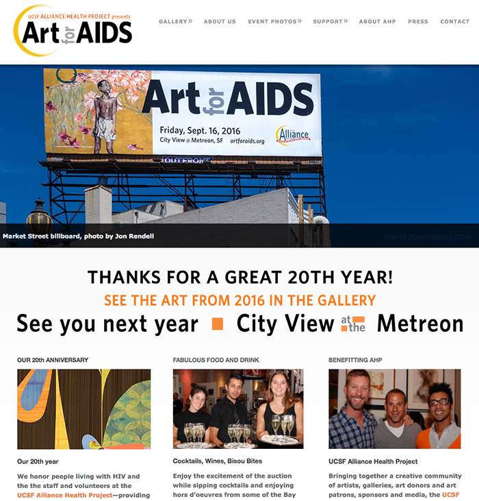 Art for AIDS web 2016 700x670 Better