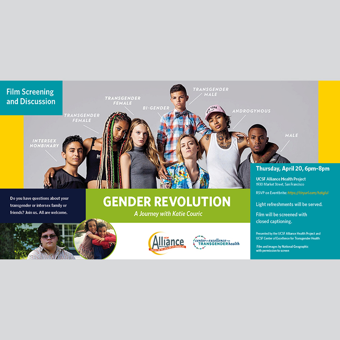 Gender Revolution web