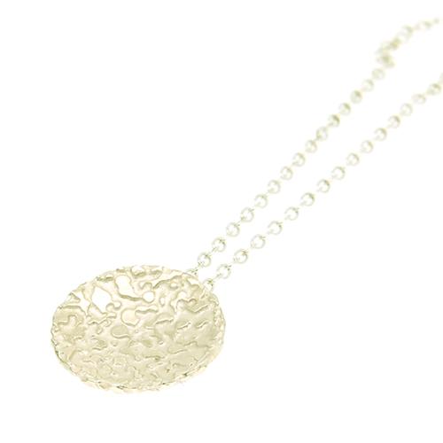 Eco Friendly Vegan Silver Pendant | Lisa Rothwell-Young