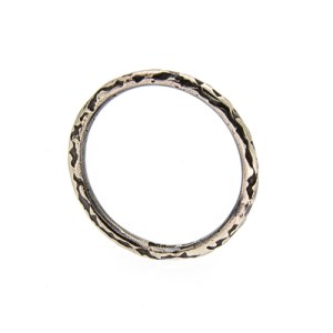 Eco Recycled Silver Ring | Lisa Rothwell-Young