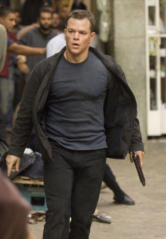 The Bourne Ultimatum, Matt Damon, Robert Ludlum