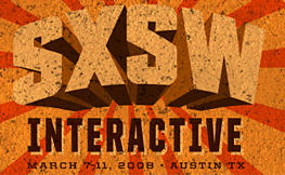 South By Southwest Interactive Conference 2008, Austin Texas, WordPress For Dummies Book Signing