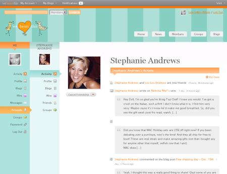 Stefanie's Activity Wire