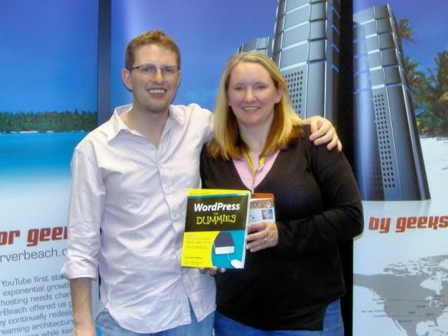 Lisa Sabin-Wilson, Matt Mullenweg, WordPress for Dummies
