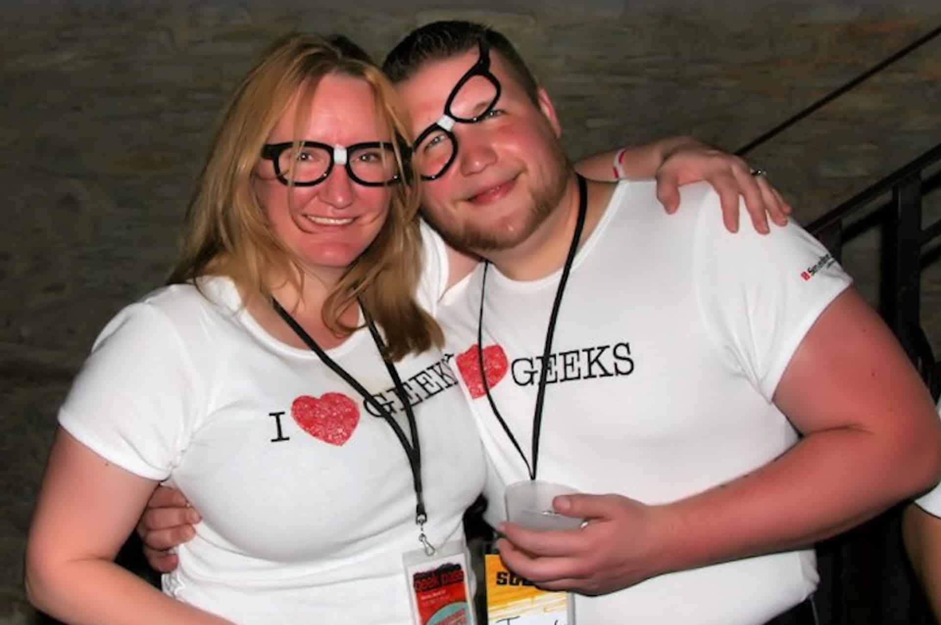 SXSW 2010 - I Heart Geeks