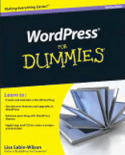 WordPress For Dummies 3rd Edition by Lisa Sabin-Wilson