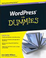 WordPress For Dummies, 3rd Edition by Lisa Sabin-Wilson