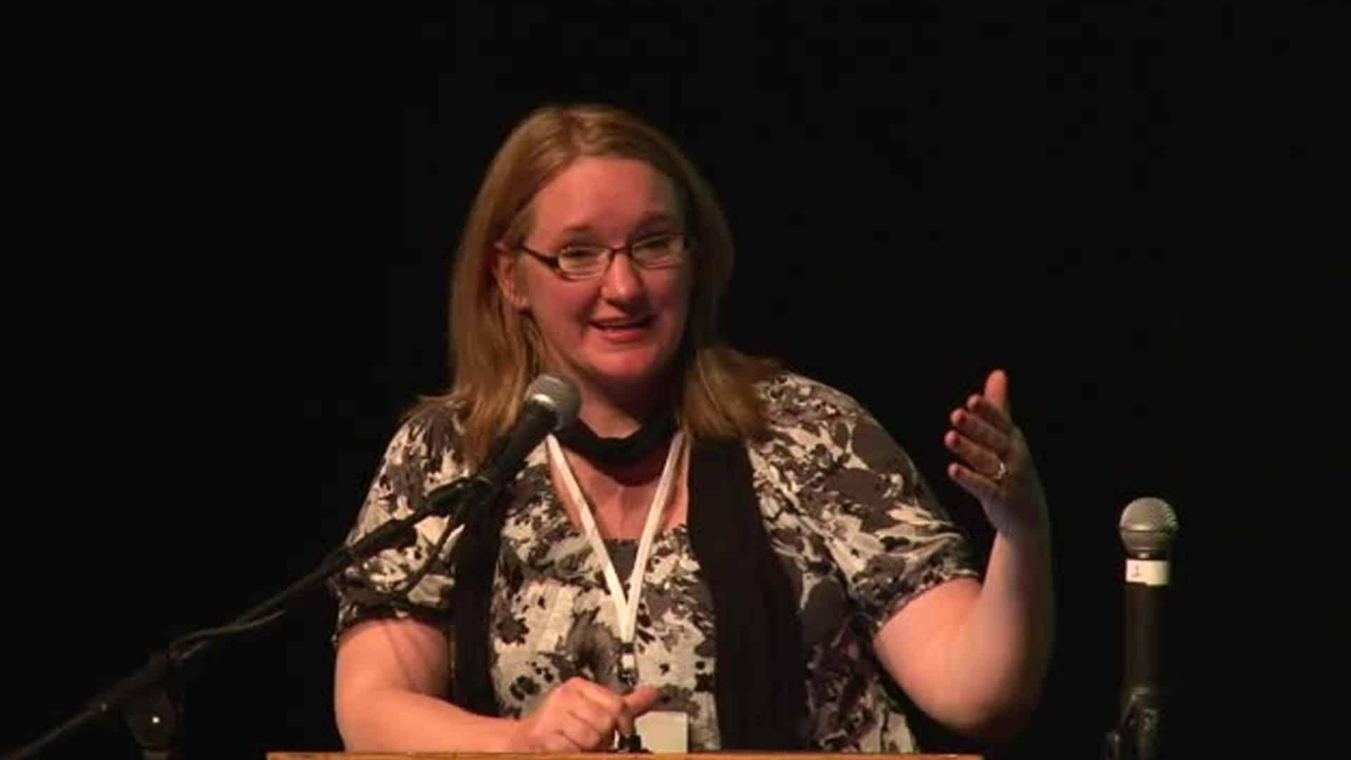 Lisa Sabin-Wilson WordCamp Boulder 2010