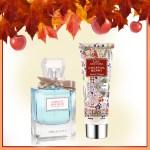 Aqua Perfume + Handcream Set