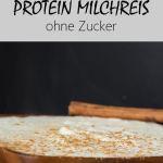 Der beste Protein Milchreis - Fitness Rezept ohne Zucker