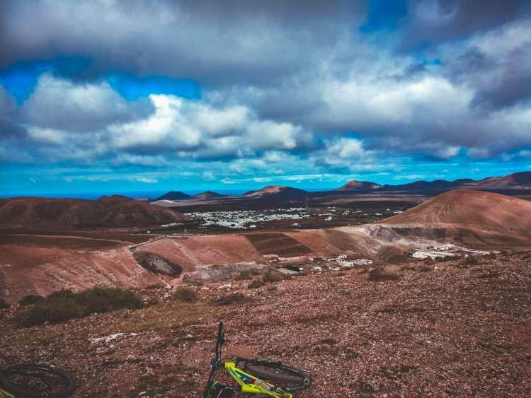 Mountainbike fahren auf Lanzarote - Meine Erfahrungen im Radurlaub