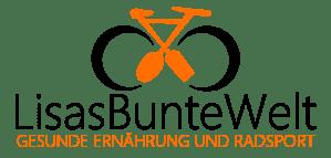Logo LisasBunteWelt Gesunde Ernährung und Radsport Blog