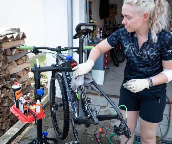 Fahrrad reinigen und putzen - Tipps und Tricks fürs Mountainbike reinigen