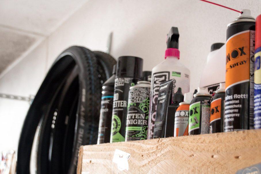 Mit diesen Fahrradreinigern reinigst du dein Fahrrad leicht. Außerdem ideal zur Fahrradpflege.