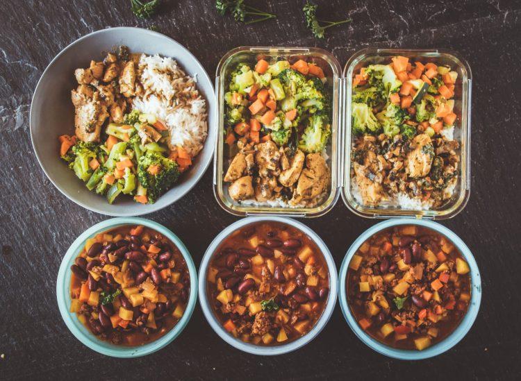 10 Tipps Essen zum Mitnehmen vorkochen. Meal Prep.