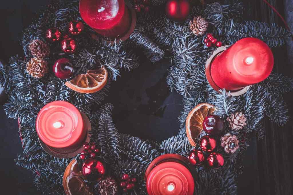 Gesund durch die Weihnachtszeit - Abnehmen an Weihnachten.