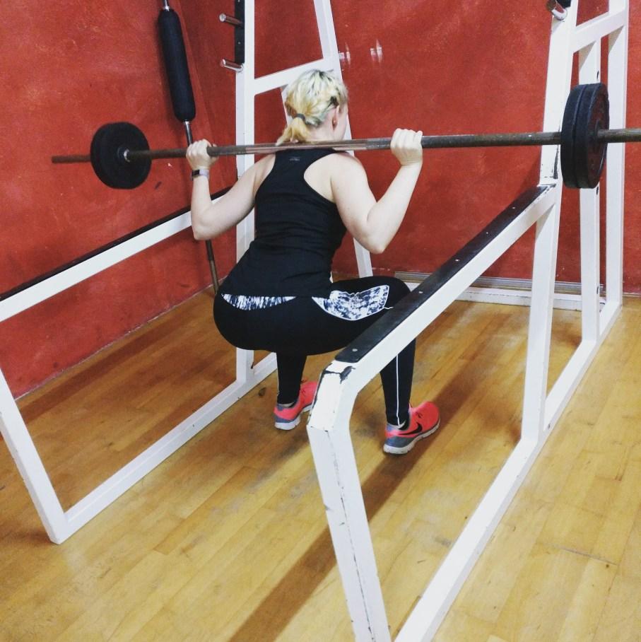 Kraftsport mit Knie Arthrose meine persönlichen Erfahrungen
