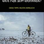 Kalte Füße Beim Radfahren Winter Tipps Schwarz