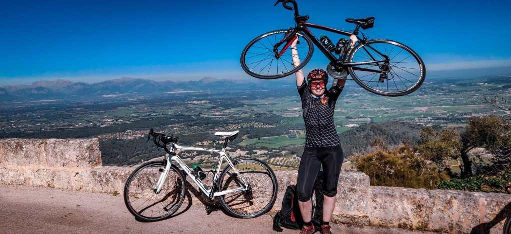 Trainingslager auf Mallorca mit dem Rennrad - Leihrad