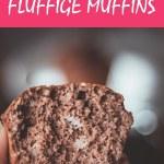 Fluffige Muffins ohne Zucker und Mehl