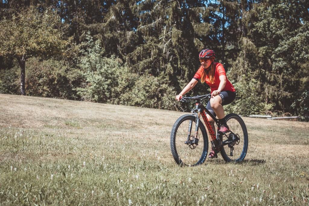 Regeneration nach dem Radfahren - so funktioniert es mit Produkten von Kurland.