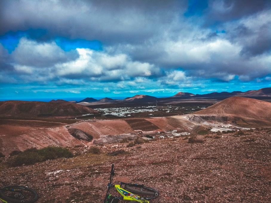 Mountainbike Urlaub auf Lanzarote - kanarische Inseln
