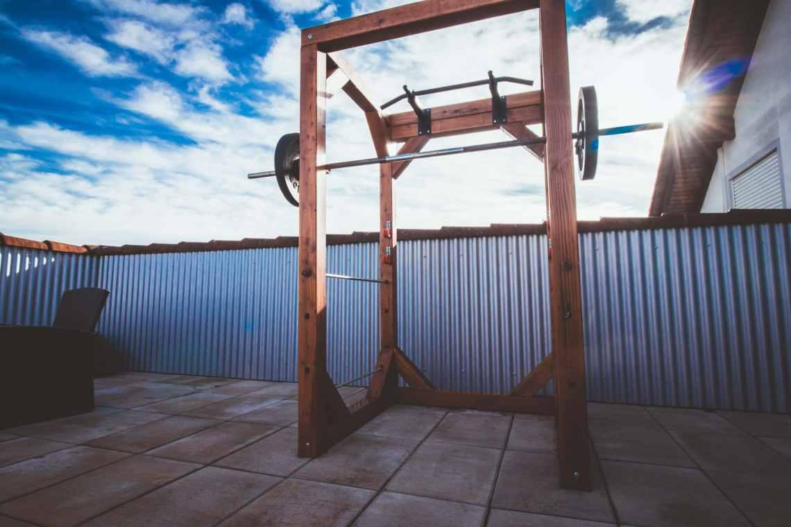 DIY Anleitung: Powerrack selber bauen fürs Homegym
