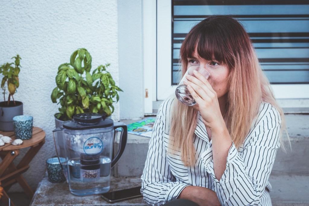 Gesund trinken - meine Erfahrungen mit dem Acalaquell Wasserfilter.
