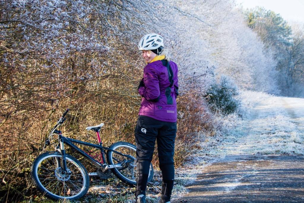 Die perfekte Kleidung für Radfahrten im Winter - Fahrradhosen für den Winter