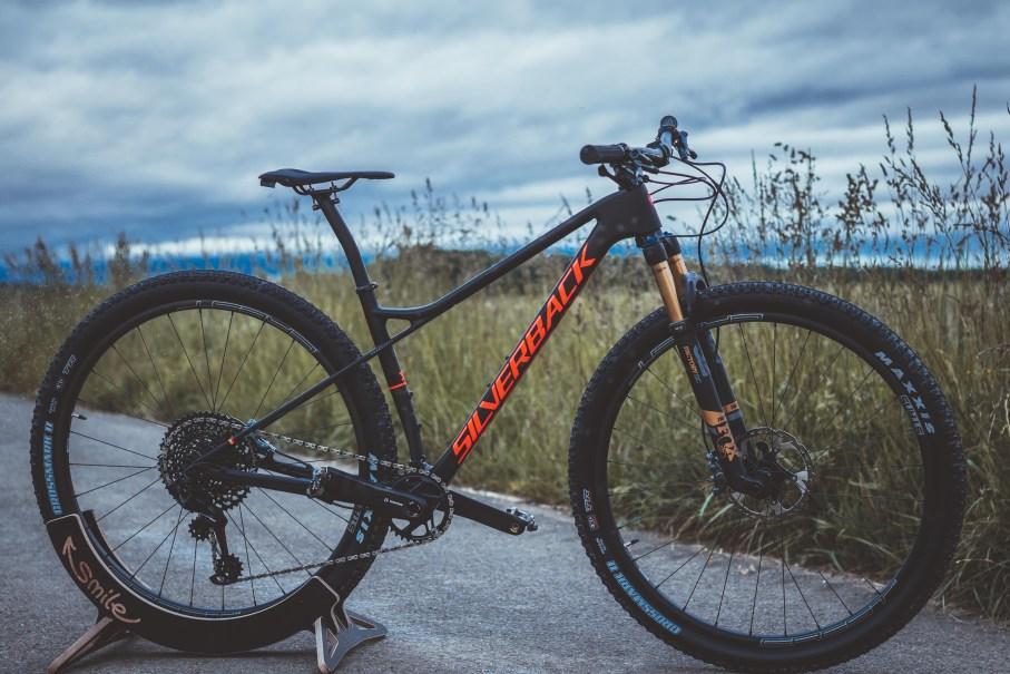 MTB Hopper Fahrradständer für's Mountainbike - ideal als Geschenkidee für Radfahrer