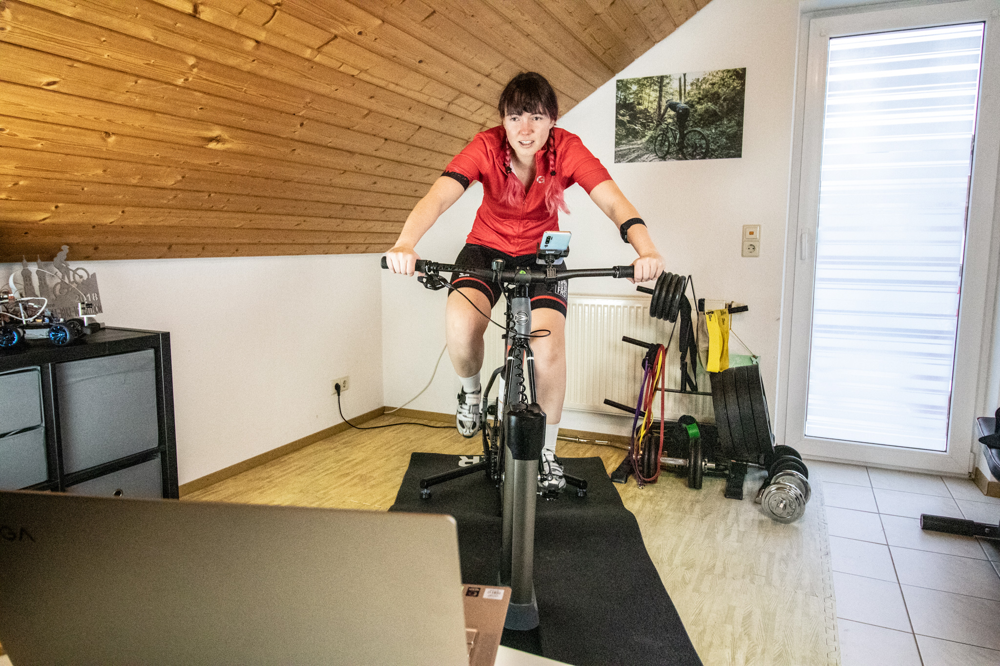 Smarttrainer Software Test Wahoo Kickr Erfahrungen 089