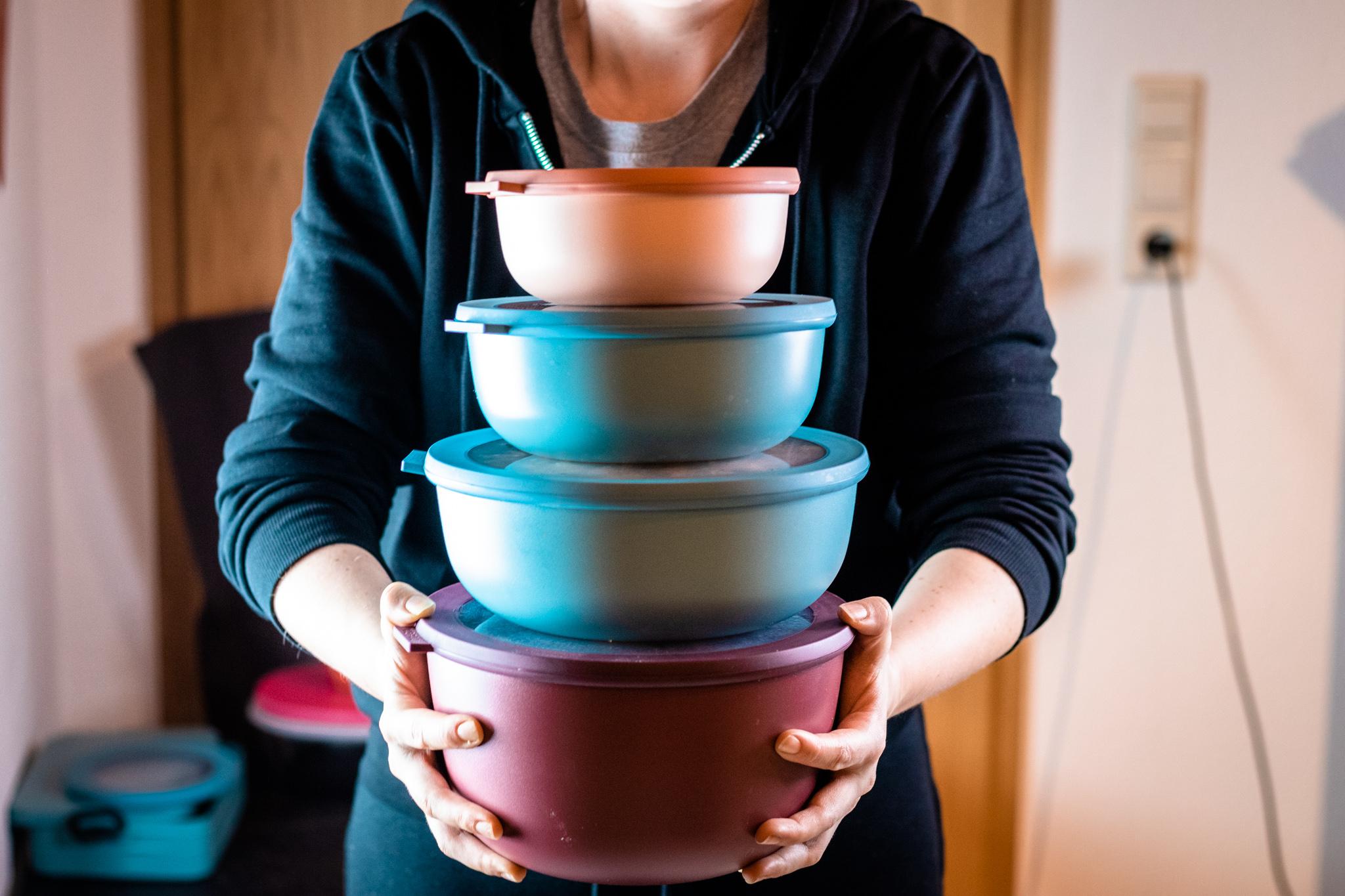 Essen vorkochen und aufbewahren in Luchboxen Tipps Tricks