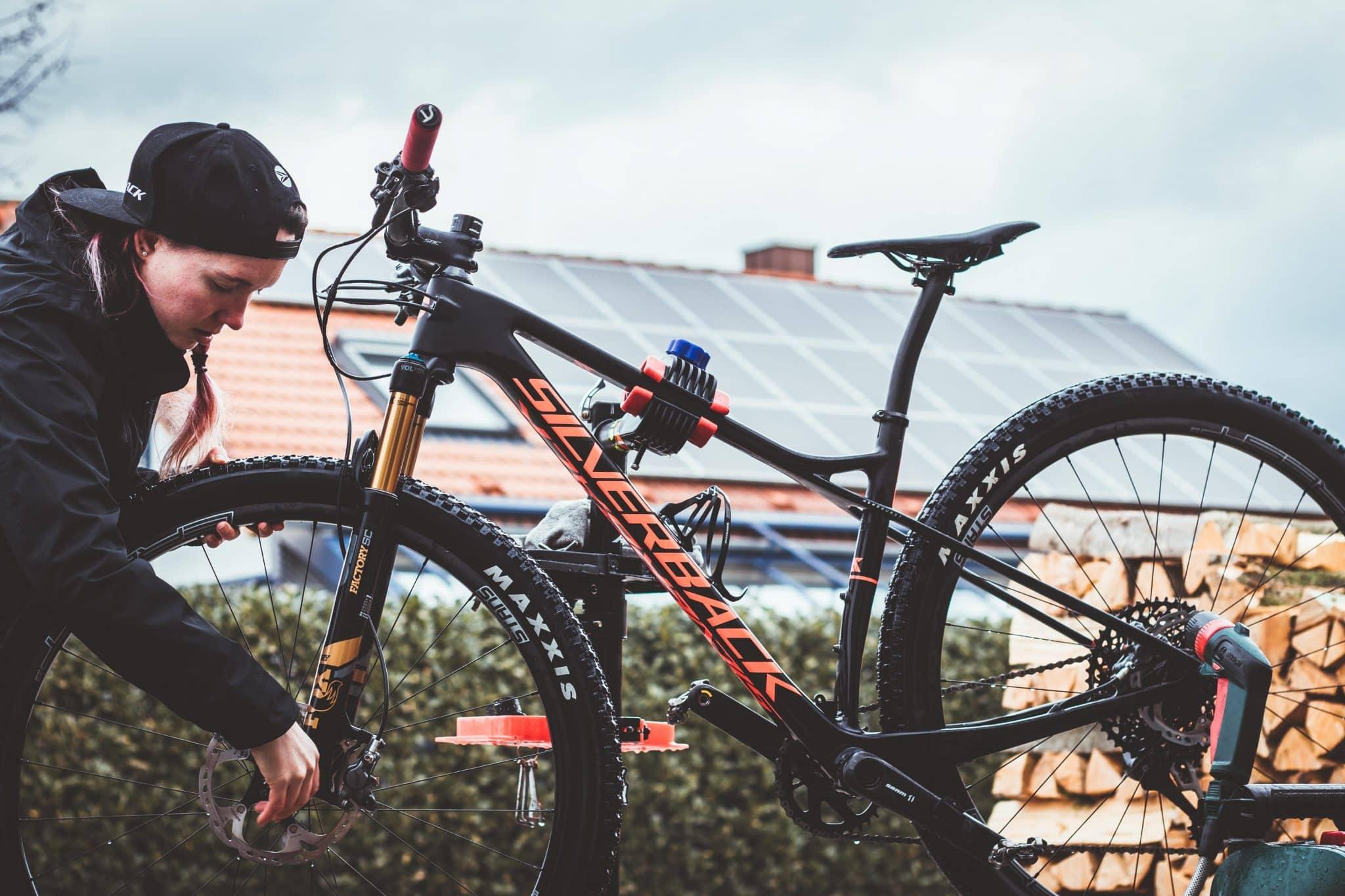 Frühjahrescheck am Mountainbike und Fahrrad machen - Anleitung zum selber machen Wartung